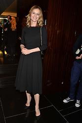 EVA HERZIGOVA at the Launch Of Alain Ducasse's Rivea Restaurant At The Bulgari Hotel, 171 Knightsbridge, London on 8th May 2014.