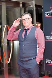 "Stephen McCole. Opening Night Gala and World Premiere of ""The Legend of Barney Thompson"", Edinburgh International Film Festival 17 - 28 June 2015."