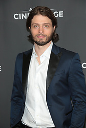 May 25, 2018 - Los Angeles, California, USA - 5/24/18.Brock Kelly at the premiere of ''Feral'' held at the Arena Cinelounge in Hollywood..(Los Angeles, CA) (Credit Image: © Starmax/Newscom via ZUMA Press)