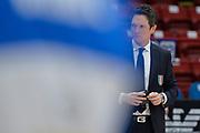 Guido Federico DI FRANCESCO<br /> Olimpia EA7 Emporio Armani Milano vs Basket Leonessa Brescia<br /> Lega A 2016/2017<br /> Milano 12/02/2017<br /> Foto Ciamillo-Castoria