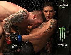 UFC Fight Night - 17 March 2018