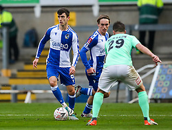 Zain Westbrooke of Bristol Rovers - Rogan/JMP - 30/11/2020 - FOOTBALL - Memorial Stadium - Bristol, England - Bristol Rovers v Darlington - FA Cup Second Round Proper.