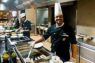 05-10-2015 -  Foto van Vers bereide gerechten bij Pullman Marrakech Palmeraie Resort and Spa in Marrakech, Marokko.