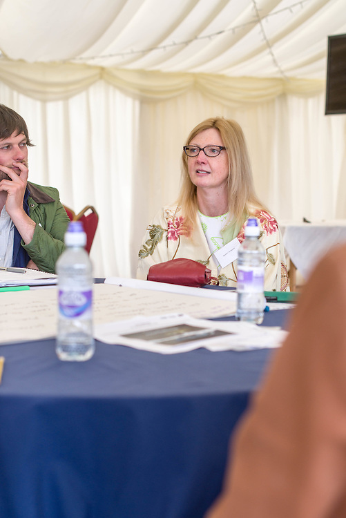 The CABN Re-Imagining Place Conference, held at the Haining, Selkirk,  18th June 2015. <br /> 'Proposals for Engagement' examined new perspectives on the role of creative practice, public art and place making projects on regional culture, economy & policy. The one-day event presented current thinking and new perspectives around the value and role of imaginative place making projects to stimulate belonging, community engagement and stewardship.<br />  <br /> It was an opportunity to listen to, discuss with and help shape future frameworks for innovative community engagement with some of the leading thinkers, makers and developers within the sphere of art within a public context. <br /> It was an opportunity to listen to, discuss with and help shape future frameworks for innovative community engagement with some of the leading thinkers, makers and developers within the sphere of art within a public context.