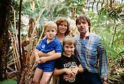 Family, Hawaii