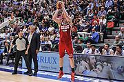 DESCRIZIONE : Campionato 2014/15 Dinamo Banco di Sardegna Sassari - Openjobmetis Varese<br /> GIOCATORE : Craig Callahan<br /> CATEGORIA : Tiro Tre Punti Three Points<br /> SQUADRA : Openjobmetis Varese<br /> EVENTO : LegaBasket Serie A Beko 2014/2015<br /> GARA : Dinamo Banco di Sardegna Sassari - Openjobmetis Varese<br /> DATA : 19/04/2015<br /> SPORT : Pallacanestro <br /> AUTORE : Agenzia Ciamillo-Castoria/L.Canu<br /> Predefinita :