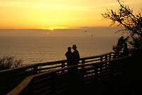 Couple, Ecola State Park, Cannon Beach, Oregon