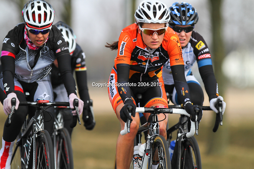 Energiewachttour Stage 2 Pekela-Veendam Lizzy Armitstead