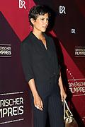 Amanda da Gloria auf dem Roten Teppich anlässlich der Verleihung des 41. Bayerischen Filmpreises 2019 am 17.01.2020 im Prinzregententheater München.