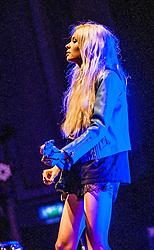 Nina Nesbit, the Scottish singer-songwriter and guitarist, performs on stage tonight at Edinburgh's Usher Hall.