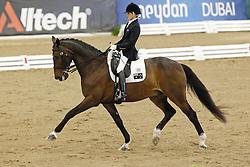 Jarvis Sharon (AUS) - Applewood Odorado<br /> Alltech FEI World Equestrian Games <br /> Lexington - Kentucky 2010<br /> © Hippo Foto - Leanjo de Koster