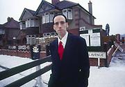 Mick Jones 1986 BAD photoshoot