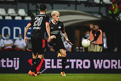 Philipp Max of PSV Eindhoven during football match between NS Mura and PSV Eindhoven in Third Round of UEFA Europa League Qualifications, on September 24, 2020 in Stadium Fazanerija, Murska Sobota, Slovenia. Photo by Blaz Weindorfer / Sportida