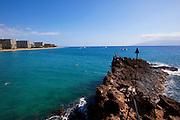 Black Rock, Kaanapali Beach, Maui, Hawaii