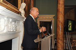 A party to promote the exclusive Puntacana Resort & Club - the Caribbean's Premier Golf & Beach Resort Destination, was held at Spencer House, London on 13th May 2010.<br /> <br /> Picture shows:- OSCAR DE LA RENTA