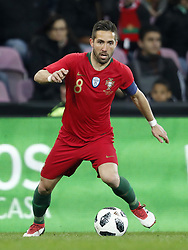 Joao Moutinho of Portugal during the International friendly match match between Portugal and The Netherlands at Stade de Genève on March 26, 2018 in Geneva, Switzerland