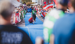 08.09.2018, Lienz, AUT, 31. Red Bull Dolomitenmann 2018, im Bild Ornst Zdenek (CZE, Kolland Topsport International) // Ornst Zdenek (CZE, Kolland Topsport International) during the 31th Red Bull Dolomitenmann. Lienz, Austria on 2018/09/08, EXPA Pictures © 2018, PhotoCredit: EXPA/ JFK