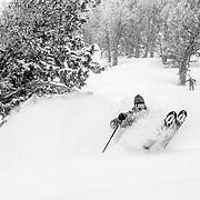 Snow wheelies and windlips go hand in hand.