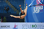 Alessia Russo born in Figline Valdarno on September 24th 1996 is an Italian, individualistic gymnast.