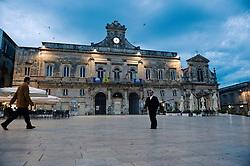 Ostuni. Piazza S.Oronzo