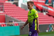 Exeter City's Archie Collins (10) during the EFL Cup match between Bristol City and Exeter City at Ashton Gate, Bristol, England on 5 September 2020.