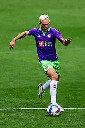 Andreas Weimann of Bristol City in action - Rogan/JMP - 21/08/2020 - Ashton Gate Stadium - Bristol, England - Bristol City v Cheltenham Town - Pre Season Friendly.