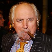 Premiere Kill Bill, Matthijs van Heijningen sigaar rokend