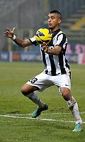 Arturo Vidal Juventus.Calcio Cagliari vs Juventus .Serie A - Parma 21/12/2012 Stadio Ennio Tardini.Football Calcio 2012/2013.Foto Federico Tardito Insidefoto