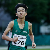 Seet Zhi Yun of Republic Polytechnic in action during the men's 1500m event. (Photo © Lim Yong Teck/Red Sports) The 2018 Institute-Varsity-Polytechnic Track and Field Championships were held over three days in January.<br /> <br /> Story: https://www.redsports.sg/2018/01/15/ivp-day-one/<br /> <br /> Story: https://www.redsports.sg/2018/01/18/ivp-day-two/<br /> <br /> Story: https://www.redsports.sg/2018/01/23/ivp-day-three/