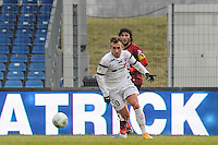 Flavien TAIT - 24.01.2015 - Clermont / Chateauroux  - 21eme journee de Ligue2<br />Photo : Jean Paul Thomas / Icon Sport