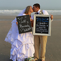 Beach Wedding Myrtle Beach State Park