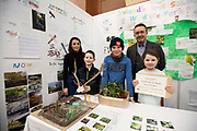 24/11/2019 repro free:  Paul Mee Galway Science and Technology Chairman  and Creggs NS   at  the Galway Science and Technology Festival  at NUI Galway where over 20,000 people attended exhibition stands  from schools to Multinational Companies . Photo:Andrew Downes, xposure