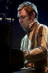 David Grey plays a Concert to a sellout Sheffield Hallam FM Arena  November 29 2002 Friday<br /><br />Copyright Paul David Drabble<br />Freelance Photographer<br />07831 853913<br />0114 2468406<br />www.pauldaviddrabble.co.uk<br /> [#Beginning of Shooting Data Section]<br />Nikon D1 <br /> 2002/11/29 21:49:25.1<br /> JPEG (8-bit) Fine<br /> Image Size:  2000 x 1312<br /> Color<br /> Lens: 80-200mm f/2.8-2.8<br /> Focal Length: 120mm<br /> Exposure Mode: Manual<br /> Metering Mode: Spot<br /> 1/250 sec - f/2.8<br /> Exposure Comp.: 0 EV<br /> Sensitivity: ISO 400<br /> White Balance: Auto<br /> AF Mode: AF-S<br /> Tone Comp: Normal<br /> Flash Sync Mode: Not Attached<br /> Color Mode: <br /> Hue Adjustment: <br /> Sharpening: Normal<br /> Noise Reduction: <br /> Image Comment: <br /> [#End of Shooting Data Section] David Grey plays a Concert to a sell out Sheffield Hallam FM Arena November 29 2002 Friday<br /> <br /> Copyright Paul David Drabble<br /> Freelance Photographer<br /> 07831 853913<br /> 0114 2468406