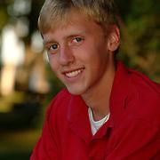September 16, 2007 -- FREEPORT, Maine.Senior pics of Chris M. Photo by Roger S. Duncan.