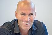 2016 Zinedine Zidane visit Lausanne