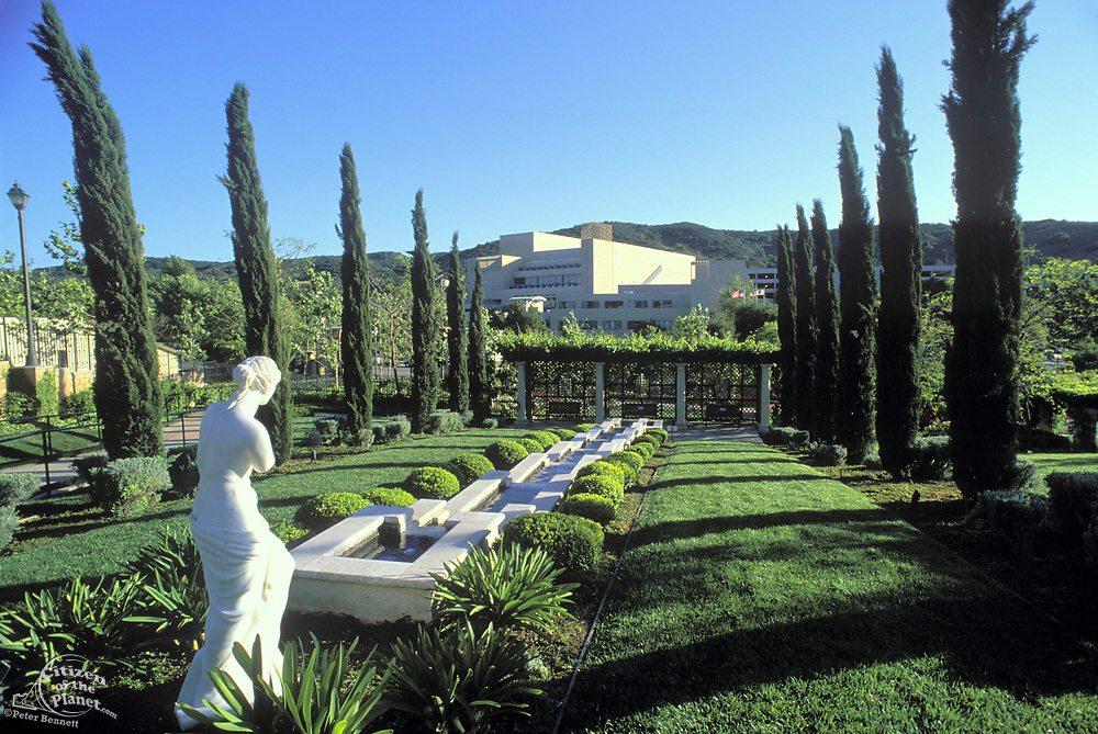 Thousand Oaks Civic Arts Plaza, Gardens of the World, Ventura County, California (CC)