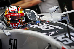 Charles Leclerc (MON) Haas VF-16 Test Driver.<br /> 11.11.2016. Formula 1 World Championship, Rd 20, Brazilian Grand Prix, Sao Paulo, Brazil, Practice Day.<br /> Copyright: Batchelor / XPB Images / action press