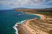Moomomi Dunes Preserve, Molokai, Hawaii