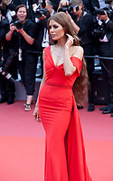 Victoria Bonya at the Opening Ceremony and The Dead Don't Die gala screening at the 72nd Cannes Film Festival Tuesday 14th May 2019, Cannes, France. Photo credit: Doreen Kennedy