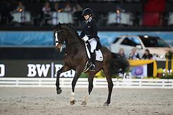 Smith Nicole, (RSA), Victoria<br /> Grand Prix Dressage<br /> Stuttgart - German Masters 2015<br /> © Hippo Foto - Stefan Lafrentz