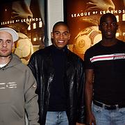 Premiere League of Legends, Utrecht Filmfestival 2004, Vijay Badri, Michael Reiziger en Lenny Netteb