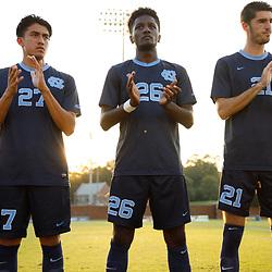 2019-09-09 UNC Greensboro vs. North Carolina soccer
