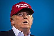 Donald Trump at Trump Rallies