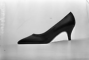 24/04/1965<br /> 04/24/1965<br /> 24 April 1965<br /> Photographing shoes for Castle Publications advertisement..