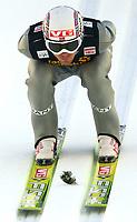 Hopp<br /> Oberstdorf Tyskland<br /> Hoppuka<br /> 29.12.2011<br /> Foto: Gepa/Digitalsport<br /> NORWAY ONLY<br /> <br /> FIS Weltcup der Herren, Vierschanzen-Tournee, Training und Qualifikation. <br /> <br /> Bild zeigt Bjørn Einar Romøren (NOR)