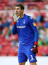 Nottingham Forest goalkeeper Costel Pantilimon