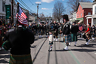 The Village of Montgomery St. Pat's Ramble was held on March 24, 2018.