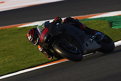 November 21, 2018 - Valencia, Spain - Jorge Lorenzo (99) of Spain and Repsol Honda Team during the test of the new MotoGP season 2019 at Ricardo Tormo Circuit in Valencia, Spain on 21th Nov 2018  (Credit Image: © Jose Breton/NurPhoto via ZUMA Press)