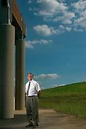Ken Molzer. at the Walnut Creek Amphitheater.(Chris MachianPrairie Pixel Group)