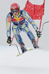 20.01.2011, Hahnenkamm, Kitzbuehel, AUT, FIS World Cup Ski Alpin, Men, Training, im Bild // // during the men´s downhill training run at the FIS Alpine skiing World cup in Kitzbuehel, EXPA Pictures © 2011, PhotoCredit: EXPA/ S. Zangrando